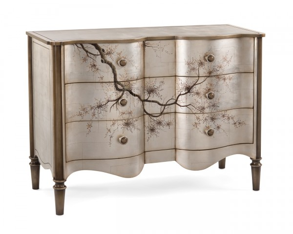 Portobello Serpentine Chest, John Richard Chest