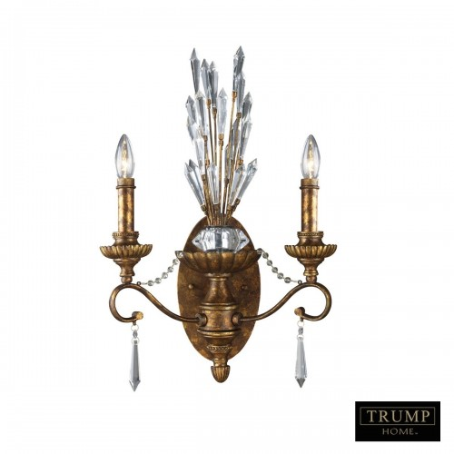 ELK Lighting Senecal 110002 Candle Sconces for Walls Brooklyn,New York - Accentuations Brand