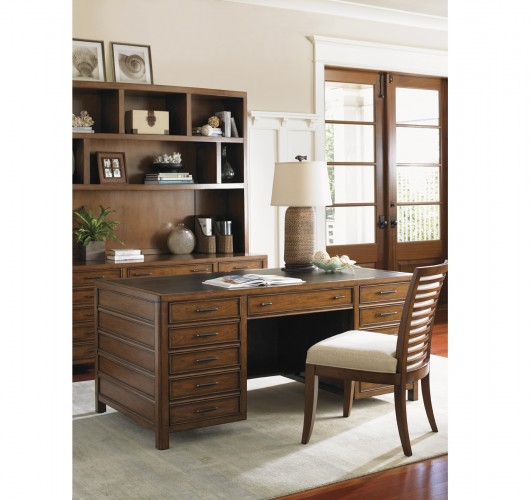 Lexington Home Brands Pedestal Desk Brooklyn, New York