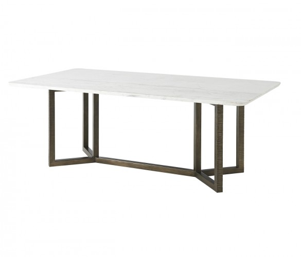Hermosa Table, Theodore Alexander Table Brooklyn, New York