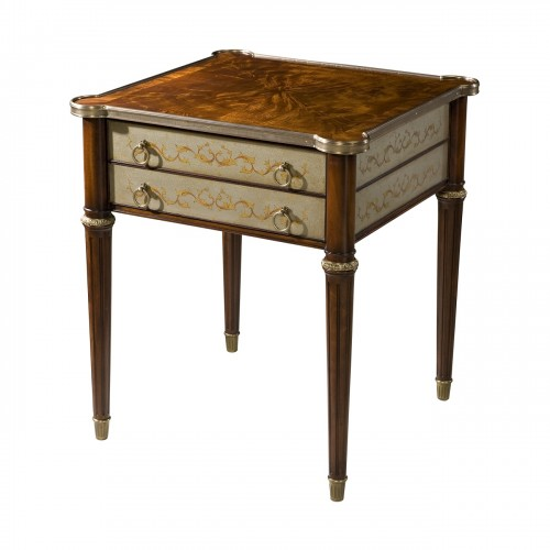 5052 011 Waterside Accent Table theodore alexander