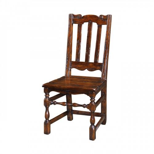 CB40005 The Antique Kitchen Side Chair Theodore Alexander