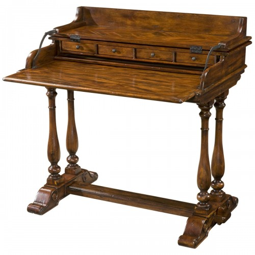 Inglenook Writing Desk, Theodore Alexander Desk Brooklyn, New York