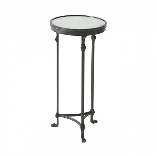 5021 243 Delicate Paw Foot Accent Table theodore alexander