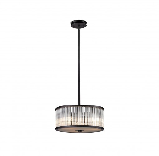 ELK Lighting Braxton 103283 Pendant Lights Brooklyn, New York by Accentuations Brand