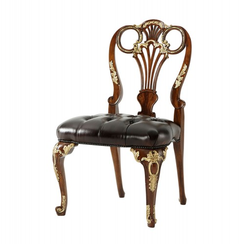 The Raconteur Dining Chair, Theodore Alexander Chairs Brooklyn, New York