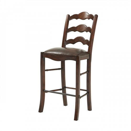Arrondissement bar Stool, Theodore Alexander Bar Stool, Brooklyn, New York