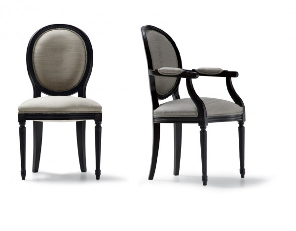 Angelo Cappellini Art 47016 Contemporary Chairs For Sale Brooklyn - Accentuations Brand
