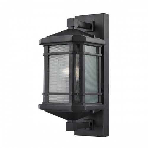 ELK Lighting Lowell 870401 Modern Outdoor Lamps Brooklyn,New York - Accentuations Brand