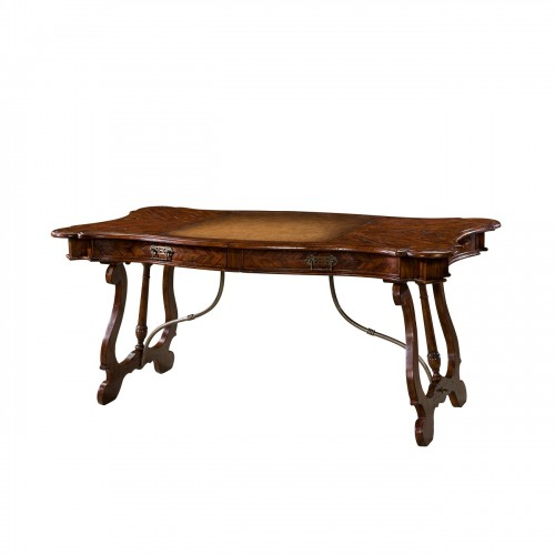 Braganca Writing Table, Theodore Alexander Table Brooklyn, New York
