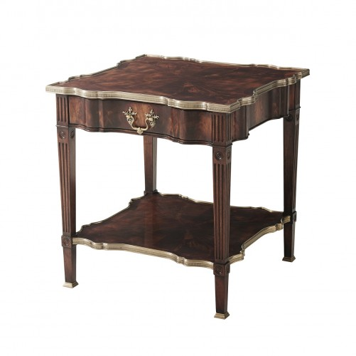5005 392 The Grand Manner Accent Table theodore alexander