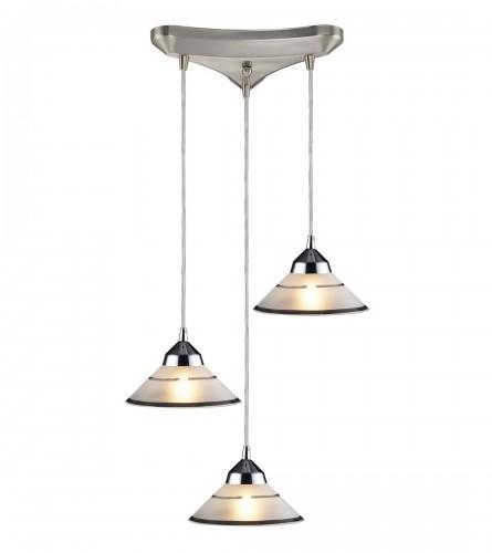 ELK Lighting Refraction 14773 Pendant Lights Brooklyn,New York by Accentuations Brand