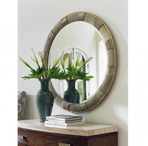 Lexington Round Mirror for Sale