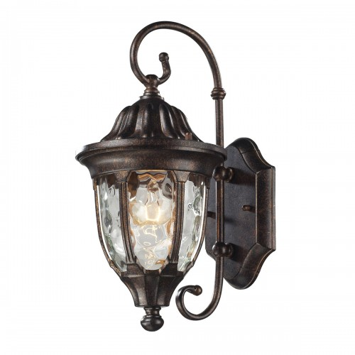 ELK Lighting Glendale 45002 Modern Outdoor Lamps, Brooklyn, New York - Accentuations Brand