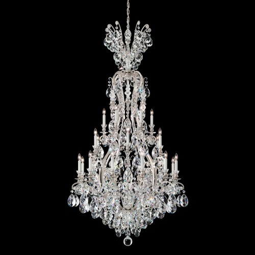 Schonbek Crystal Chandeliers, Accentuations Brand, Furniture by ABD, Brooklyn, New York
