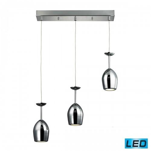 ELK Lighting Vasso Chromo 17171 Pendant Lights Brooklyn,New York by Accentuations Brand