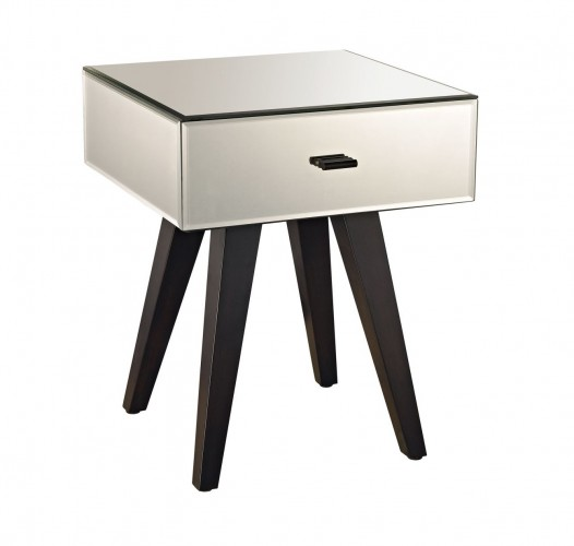 ELK Lighting Modern Mirror Leg Side Table for Sale Brooklyn, New York