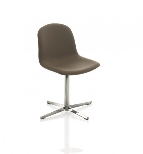 Seventy chair Swivel Central Legs, Bontempi CASA Dining Chairs