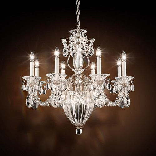 Schonbek Crystal Chandelier Brooklyn, New York - Accentuations brand