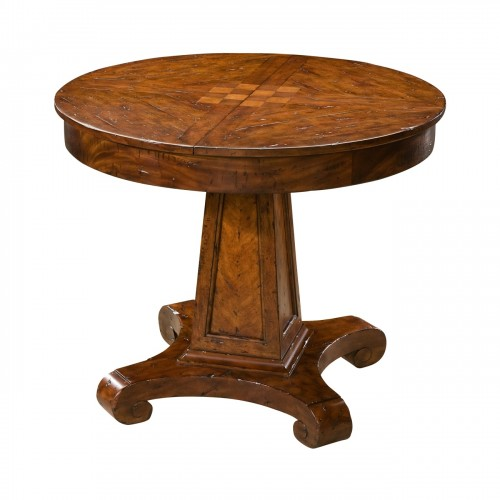 Cottage Breakfast Bistro Table, Theodore Alexander Table