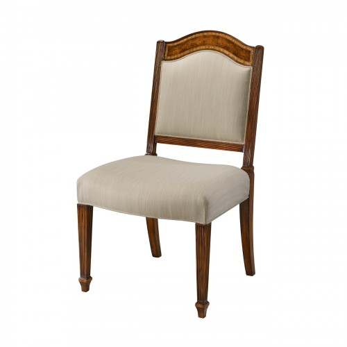 Sheraton's Satinwood Chair, Theodore Alexander Chair, Brooklyn, New York, Furniture by ABD