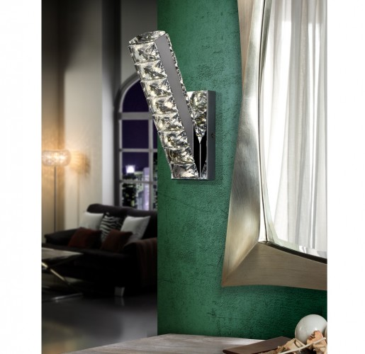 Schuller Diva Wall Lamp Candle Sconces for Walls Brooklyn,New York- Accentuations Brand