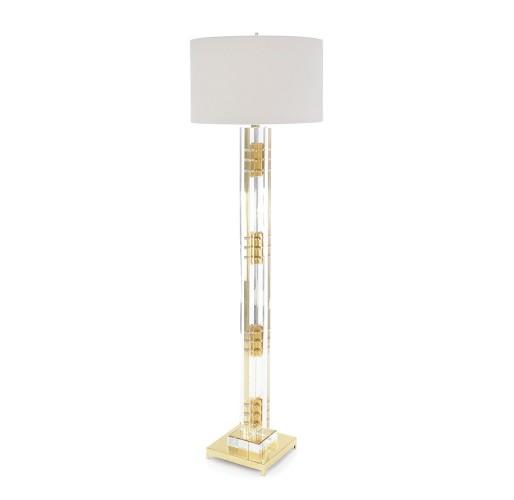 Industrial Floor Lamp, John Richard Floor Lamp
