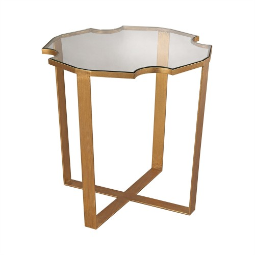ELK Lighting Cutout Top Side Console Table Online Brooklyn, New York