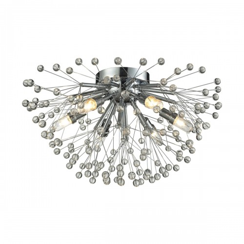 Starburst 11830 ELK lighting stylish flush mount lights  Brooklyn,New York - Accentuations Brand