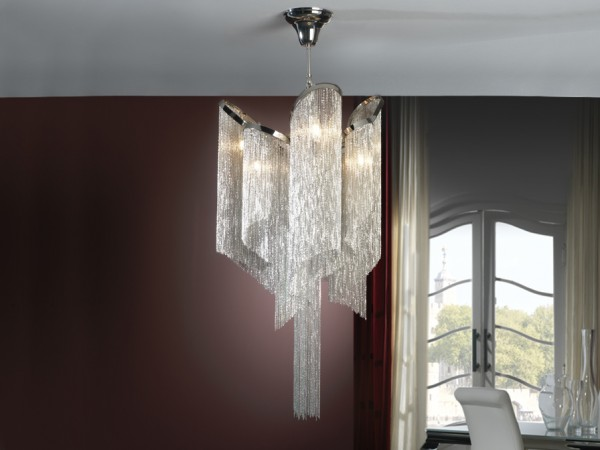 Schuller Astral 6l Pendant Lighting Brooklyn,New York- Accentuations Brand