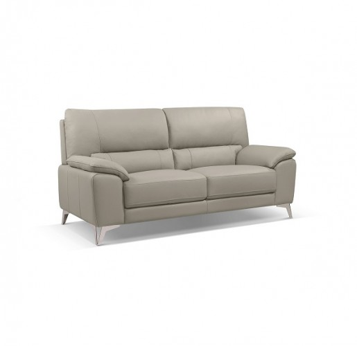 Modern 2 Seater Sofa, Loveseat, Contemporary 2 Seater Leather Sofa for Sale Brooklyn - Furniture by ABD