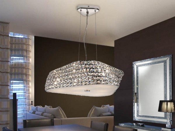 Schuller Elis Pendant Lighting Brooklyn,New York- Accentuations Brand