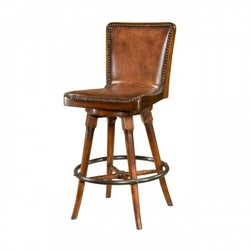 Simple Pleasures Bar Stool theodore alexander 4200 100