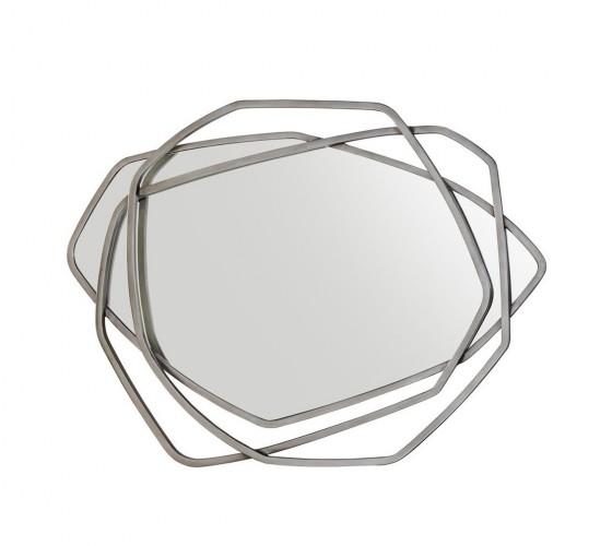 Reims Mirror, John Richard Mirror, Brooklyn, New York, Furniture by ABD