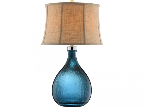 Stein World Ariga Glass Table Lamp 99691 Table Lamps Brooklyn,New York- Accentuations Brand