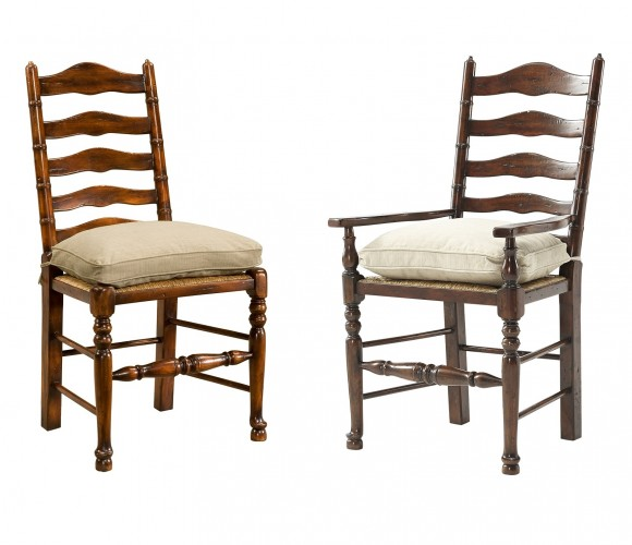 Country Lifestyle, Theodore Alexander Chairs Brooklyn, New York