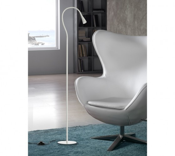 Schuller Ion Floor Lamp Table Lamps Brooklyn, New York - Accentuations Brand
