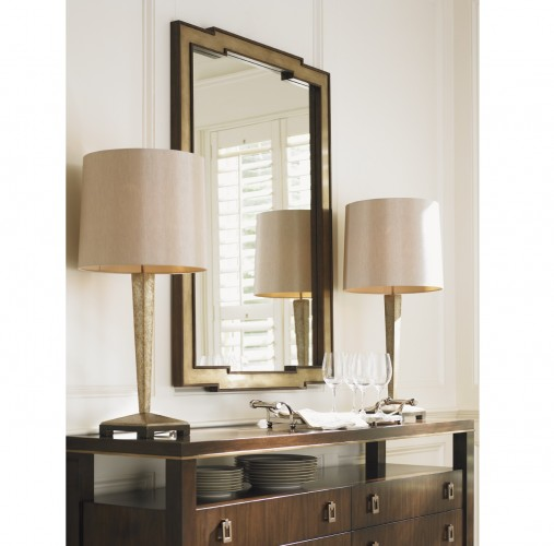 Tower Place Glencoe Mirror, Cheap Decorative Mirrors For Living Room