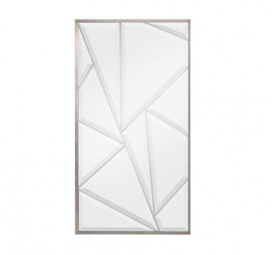 Brocard Mirror, John Richard Mirror, Brooklyn, New York, Furniture by ABD