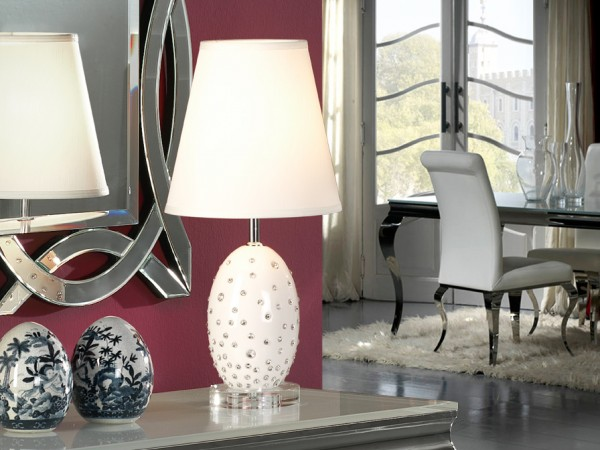 Schuller Vera Table Lamp Modern Table Lamps for Sale Brooklyn,New York - Accentuations Brand