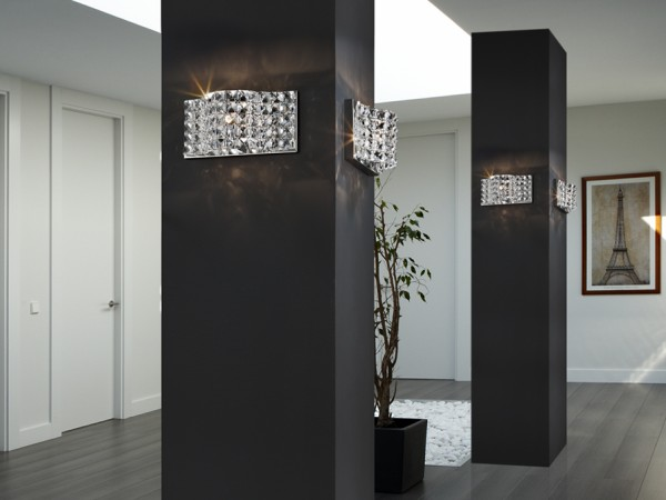 Schuller Onda Wall Lamp Wall Sconces for Sale Brooklyn,New York - Accentuations Brand