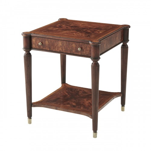 5005 734 Yorke Accent Table theodore alexander