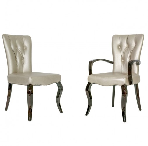 Ch 13092 Tufted Dining Chairs for Sale Brooklyn - Accentuations Brand