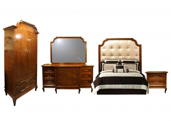 Verona Complete Bedroom Set, Complete Bedroom Sets for Sale Brooklyn - Accentuations Brand