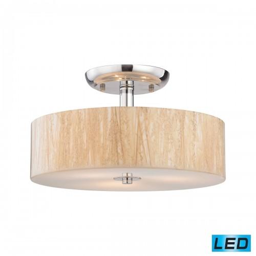 ELK lighting flush mount led ceiling light, Furniture by ABD, Accentuations Brand