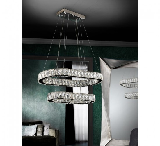 Schuller Diva Oval Pendant Lights Brooklyn,New York by Accentuations Brand