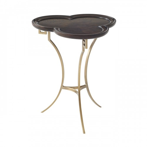 5021 259 Clover Accent Table theodore alexander