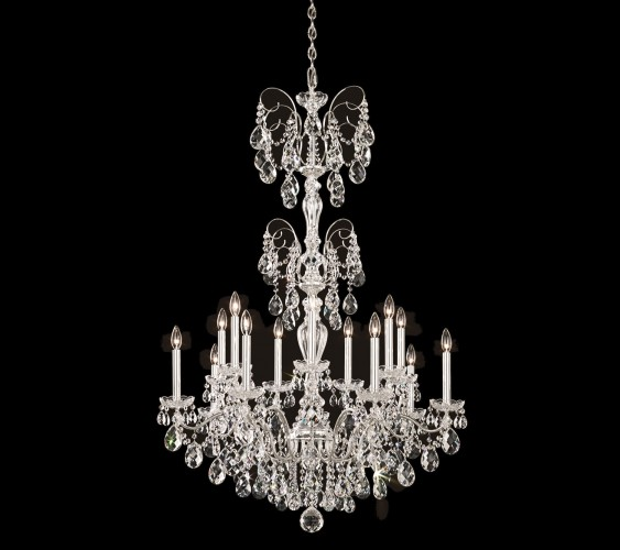 Schonbek Chandelier for Sale Brooklyn, New York, Furniture by ABD