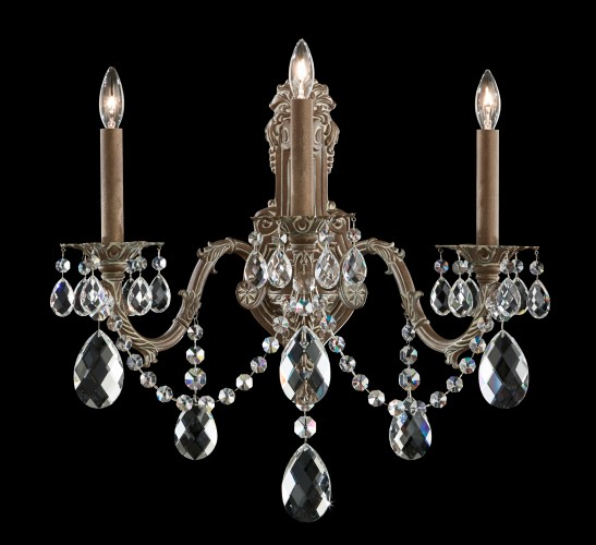 Schonbek Candle Sconces for Wall