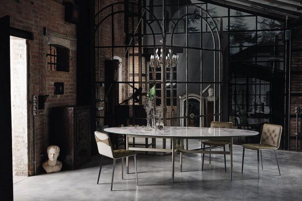 glamour 5212 bontempi dining table